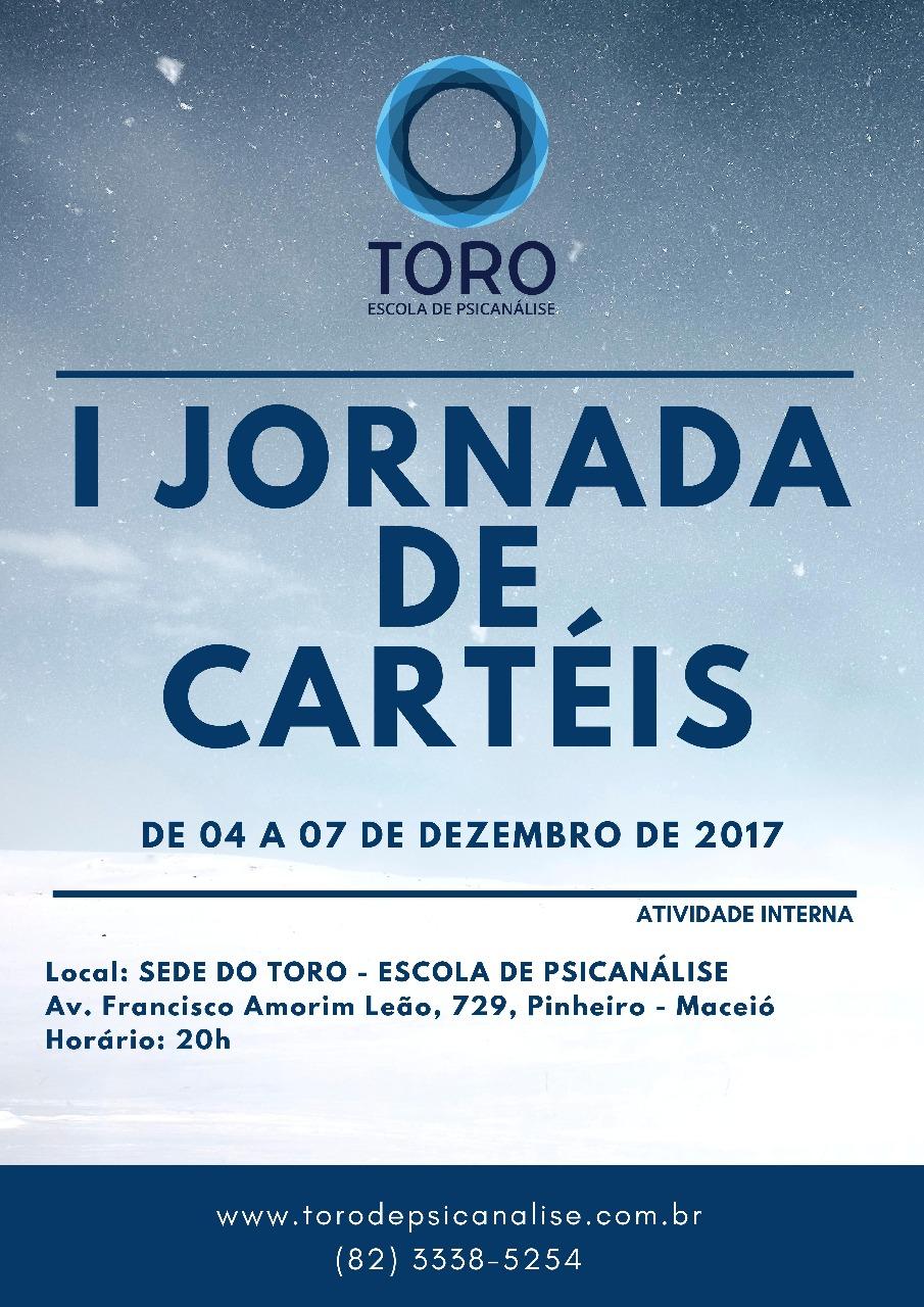 I JORNADA DE CARTEIS (1)