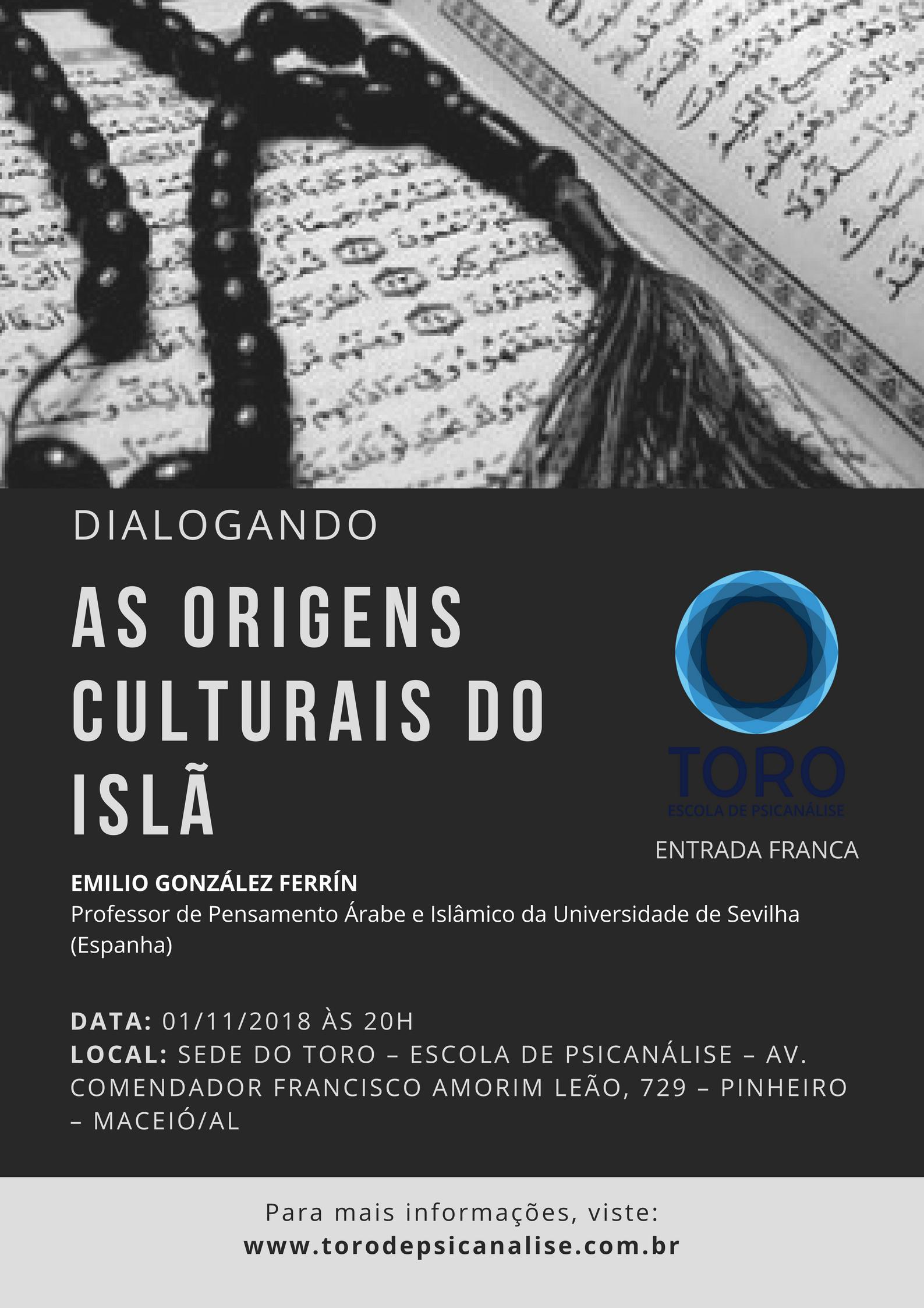 As origens culturais do Islã