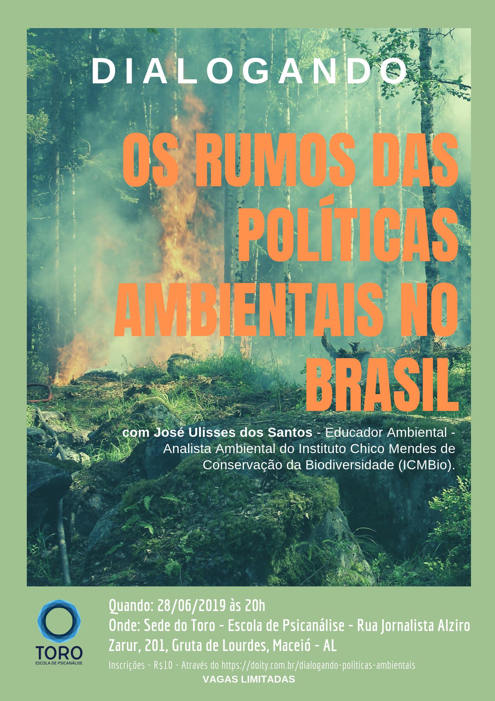 Copia de os rumos das politicas ambientais no brasil
